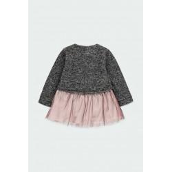 Комбинирана рокля Boboli за момичета - 241052-8116 - view 2