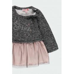 Комбинирана рокля Boboli за момичета - 241052-8116 - view 3