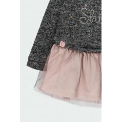 Комбинирана рокля Boboli за момичета - 241052-8116 - view 4