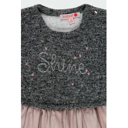 Комбинирана рокля Boboli за момичета - 241052-8116 - view 5