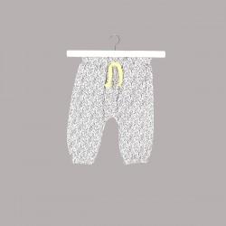 Комплект Bebetto с тениска къс ръкав и панталони за бебе момче - K2627 - view 3