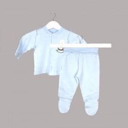 Пижама Bebetto с дълъг ръкав - F1080 - view 1