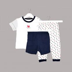 Пижама Bebetto от 3 части