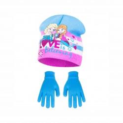 Комплект зимни аксесоари... - HS4336 blue - view 1